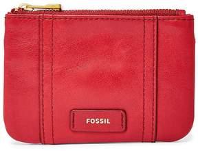 Fossil Ellis Zip Coin Wallet