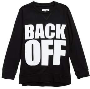 Nununu Back Off Graphic T-Shirt