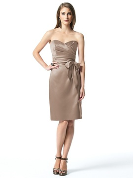 Dessy Collection - 2841 Dress in Topaz