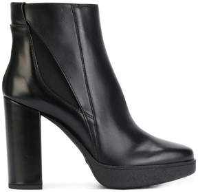 Tod's platform ankle boots