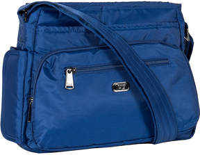 Lug Cobalt Blue Shimmy Crossbody Bag