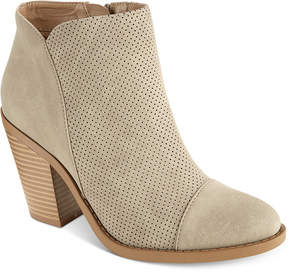 Esprit Kali Perforated Booties Women's Shoes