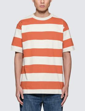 Norse Projects Johannes Wide Stripe S/S T-Shirt
