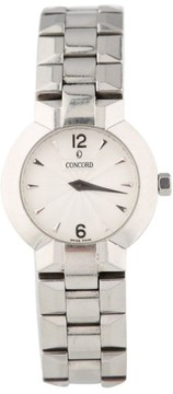 Concord La Scala 14.G4.1843 Stainless Steel 25.5mm Watch