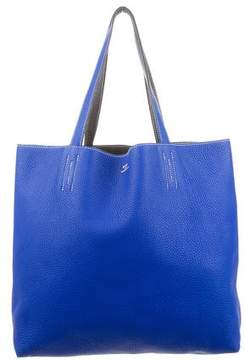 Hermes Clemence Double Sens 45 - BLUE - STYLE