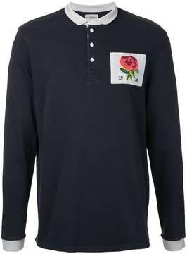 Kent & Curwen Stokes Rose polo shirt