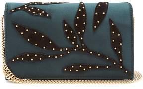 Diane von Furstenberg Soirée embellished cross-body bag