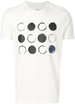 C.P. Company Digital Dot graphic T-shirt