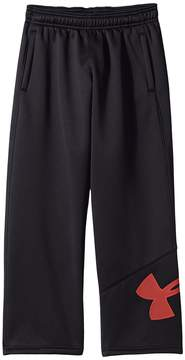 Under Armour Kids Armour Fleece Big Logo Pants Boy's Casual Pants