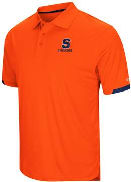 Colosseum Men's Syracuse Orange Wedge Polo