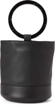 Simon Miller Black Leather Bonsai Bucket Bag