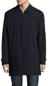 Black & Brown Black Brown Versatile Rain Coat