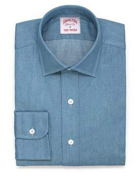 Hamilton Blue Chambray Shirt