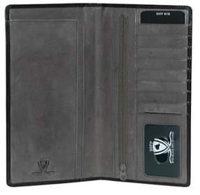 Dopp Men's Rfid Alpha Collection Passport Travel Wallet.