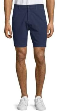 Saks Fifth Avenue Seersucker Smoked Cotton Shorts