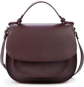 Sole Society Macie Vegan Leather Crossbody Bag