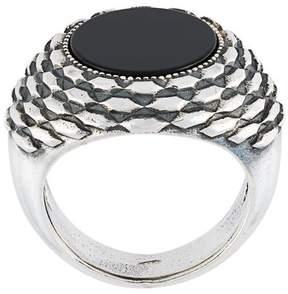 Emanuele Bicocchi round stone ring