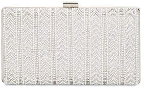 INC International Concepts I.n.c. Mayaa V Imitation Pearl Clutch, Created for Macy's