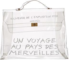 Hermes Kelly handbag - WHITE - STYLE
