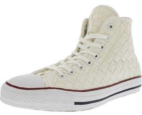 Converse Chuck Taylor All Star Hi Women US 6.5 White Sneakers