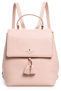 Kate Spade Hayes Street - Teba Leather Backpack