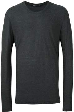 Alexander Wang long sleeved T-shirt