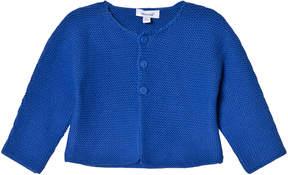 Absorba Cobalt Knit Cardigan