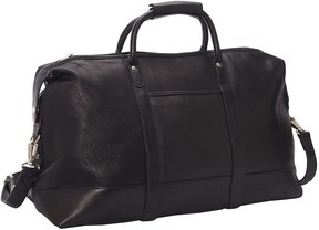 Le Donne Leather Classic Duffel Bag