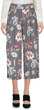 Biancoghiaccio 3/4-length shorts