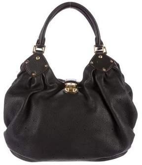 Louis Vuitton Mahina L Bag - BLACK - STYLE