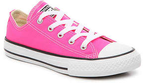 Converse Girls Chuck Taylor All Star Toddler & Youth Sneaker