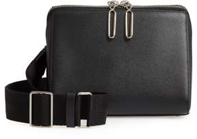 3.1 Phillip Lim Ray Triangle Leather Crossbody Bag