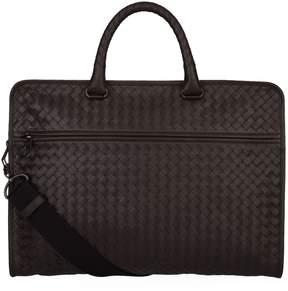 Bottega Veneta Intrecciato Leather Portfolio