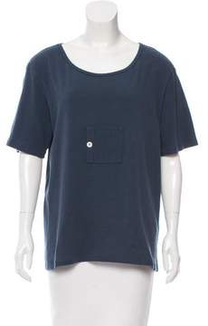 Boy By Band Of Outsiders Short Sleeve Crew Neck Top