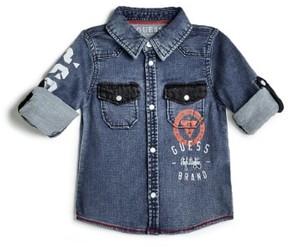 GUESS Boy's Denim Shirt (2-7)