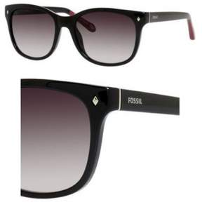 Fossil 55m Square Sunglasses