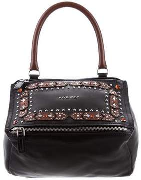 Givenchy Embellished Pandora Satchel