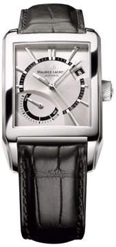 Maurice Lacroix De Marche PT6207-SS001-130 Stainless Steel 39.5mm Mens Watch