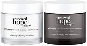 philosophy Renewed Hope In A Jar Am/Pm Duo