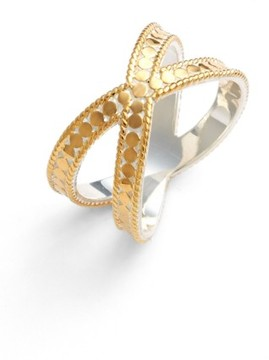 Anna Beck Women's 'Gili' Crossover Ring