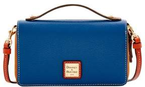 Dooney & Bourke Pebble Grain Willis Convertible Clutch Wallet - OCEAN - STYLE