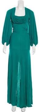 Temperley London Evening Maxi Dress w/ Tags