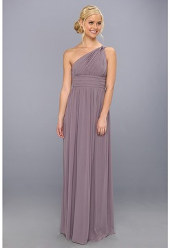 Donna Morgan One Shoulder Gown - Rachel Women's Dress