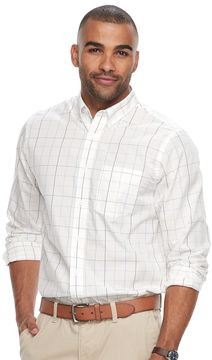 Dockers Men's Classic-Fit Wrinkle-Free Button-Down Shirt