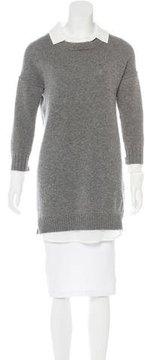 Brochu Walker Long Sleeve Wool Sweater