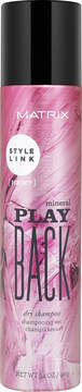 Matrix Style Link Mineral Play Back Dry Shampoo