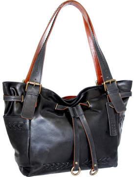 Nino Bossi Sabina Leather Shoulder Bag (Women's)