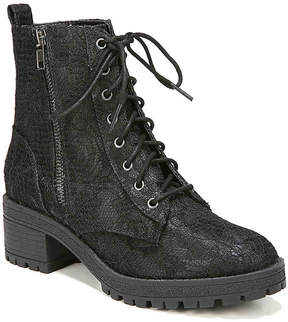 Fergalicious Women's Rocker Combat Boot