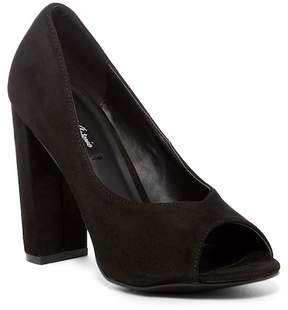 Michael Antonio Haver Chunky Block Pump