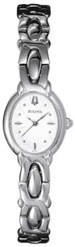 Bulova Ladies Classic Collection Stainless Steel Watch